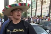 San Jose man on why he's protesting Trump