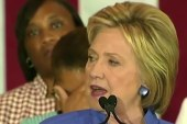 Clinton: We will stand our ground, while...