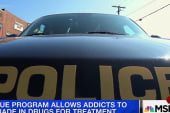 Program lets addicts trade drugs for...