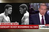 Muhammad Ali 'passed peacefully'