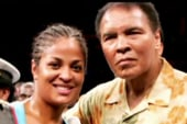 Laila Ali on how dad reacted to boxing...
