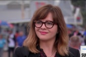 Why Amber Tamblyn is supporting Hillary