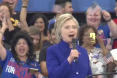 Clinton: 'We are on the brink'
