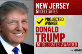 NBC News: Trump wins NJ primary