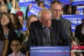 Sanders addresses California supporters