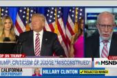 Republicans demand apology over judge attacks
