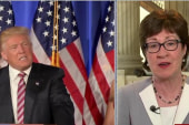 Collins 'Very Troubled' by Trump's Remarks