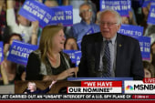 Sanders supporters speak out