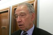 Grassley walks back Trump-Sotomayor...