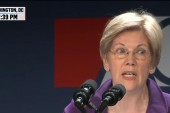 Warren to Trump: You are 'a total disgrace'