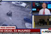 NBC News: Suspect swore allegiance to ISIS
