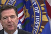 FBI director: We will leave no stone unturned