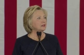 Hillary Clinton: 'We face a twisted ideology'