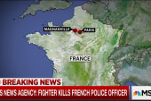ISIS claims credit for two murders in France