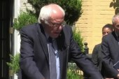 Sanders: Muslims did not commit shooting