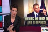 Gun policy talk eclipsed by Trump vitriol