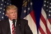 Trump stuck on 'radical Islam' back-and-forth