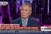 "Exclusive: Takei says Trump is ""two-faced"""
