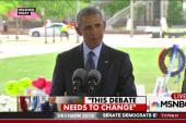 Obama mourns for Orlando