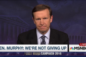 Sen. Chris Murphy: 'We're not giving up'