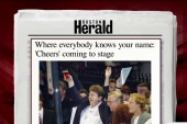 'Cheers' gets stage adaptation