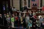 Dem. Congresswoman on House sit-in
