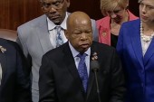 Rep John Lewis: The time for silence is over