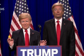 Young impressionist does Trump on Fallon
