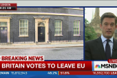 Britain votes to leave European Union