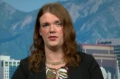 Transgender woman wins Utah's Senate primary