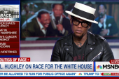 D.L. Hughley on the 2016 election