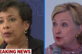 WH downplays Lynch meeting with Bill Clinton