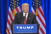Trump critical of Clinton's immig. stance