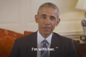 Obama announces support for Clinton