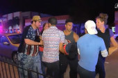 Wounded carried out of nightclub after...