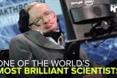 Stephen Hawking: 'Trump is a demagogue'