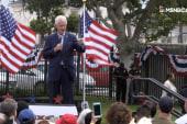 Bill Clinton remembers Muhammad Ali