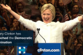 9 debates, 42 states: Clinton by the numbers
