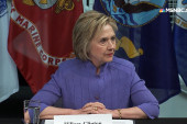 Clinton goes after Trump's Orlando response