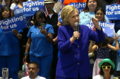 Clinton: No one will be exempted from...