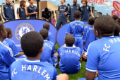 Harlem soccer program inspires immigrant...