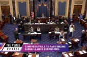Senate fails to pass surveillance expansions