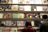 Iconic record store says goodbye after 20...