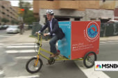 Bootstrapping a laundry bike business