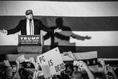 LIVE: Trump makes primary night speech