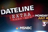 Dateline Extra Marathon on MSNBC