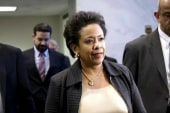 'Completely inappropriate': Lynch, Clinton...