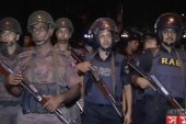 Gunmen Open Fire, Take Hostages in Bangladesh