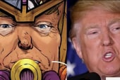 New Marvel character is Trump look-a-like