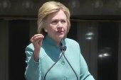 Clinton Blasts Trump in Atlantic City